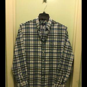 J Crew Homespun Men's Shirt